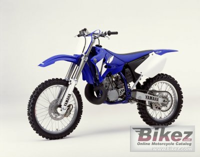 Electric Bikes For Sale >> 2002 Yamaha YZ 250 specifications and pictures