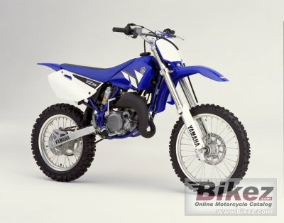 2002 Yamaha YZ 85 LW
