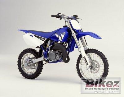 2002 Yamaha YZ 85