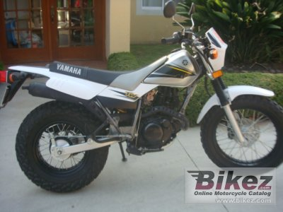 2003 Yamaha TW 125 photo