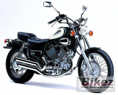 Yamaha virago xv535 фото