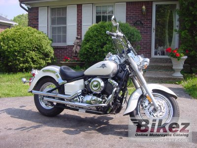 2003 Yamaha XVS 650 A Drag Star Classic photo