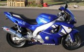 2003 Yamaha YZF 600 R Thundercat photo