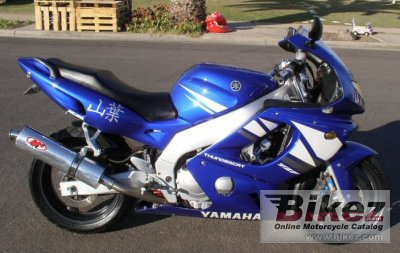 Thundercat Yamaha Review on 2003 Yamaha Yzf 600 R Thundercat Specifications And Pictures