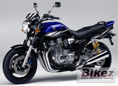 2003 Yamaha XJR 1300 photo