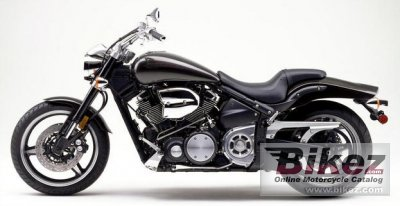 2003 Yamaha XV 1700 Warrior photo
