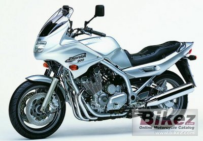 2003 Yamaha XJ 900 S Diversion