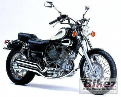 2003 Yamaha XV 535 DX Virago specifications and pictures