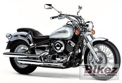2003 yamaha xvs 650 drag star specifications and pictures. Black Bedroom Furniture Sets. Home Design Ideas
