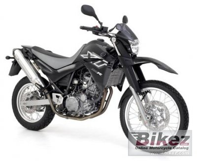 2004 Yamaha XT 660 R photo