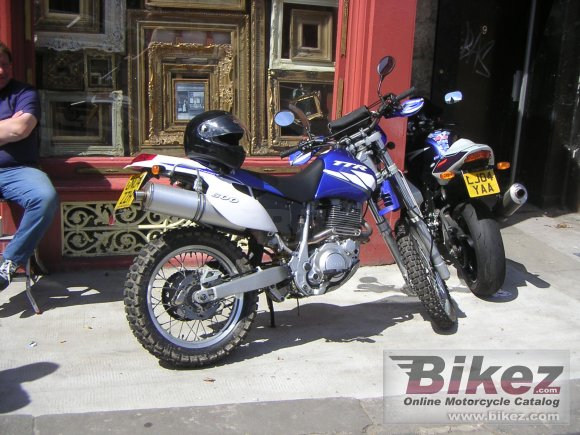 2004 Yamaha TT 600 RE