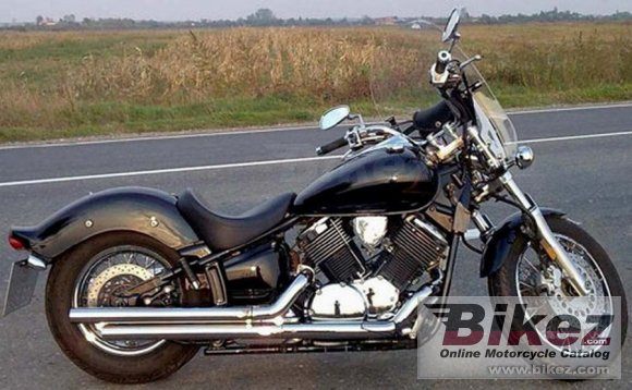 2004 Yamaha XVS 1100 DragStar photo