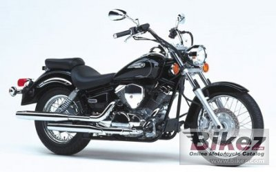 2004 yamaha xvs 125 dragstar specifications and pictures. Black Bedroom Furniture Sets. Home Design Ideas