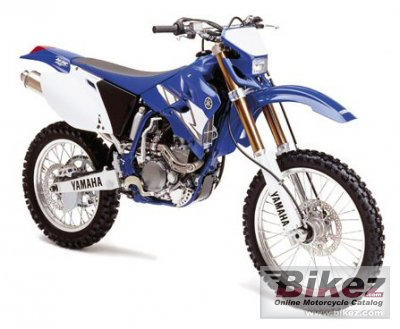 2004 Yamaha WR 250 F photo