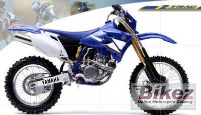2004 Yamaha WR 450 F 2TRAC photo