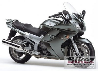 2004 Yamaha FJR 1300 A photo