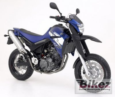 2004 Yamaha XT 660 X Supermotard photo