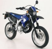 2004 Yamaha DT 50 Supermotard photo
