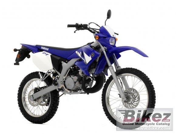 2004 Yamaha DT 50 R