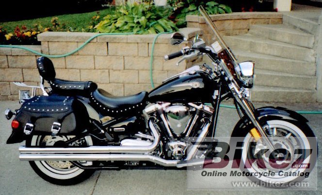Yamaha Road Star Midnight Silverado 1700