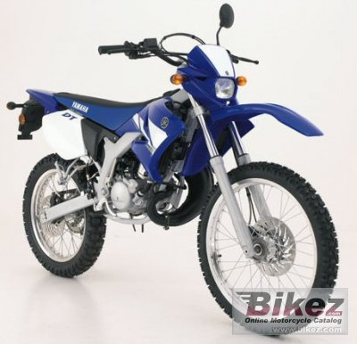 2004 yamaha dt 50 r specifications and pictures. Black Bedroom Furniture Sets. Home Design Ideas