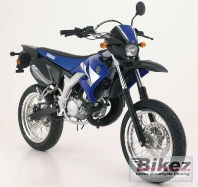2004 yamaha dt 50 supermotard specifications and pictures. Black Bedroom Furniture Sets. Home Design Ideas