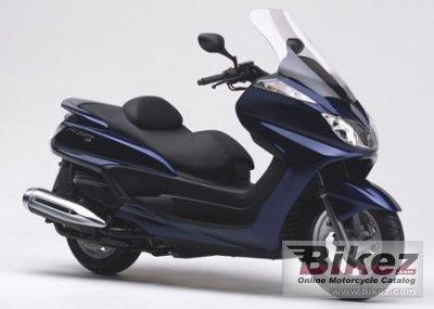 2004 Yamaha Majesty 400
