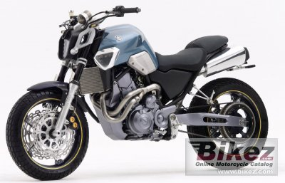 2004 Yamaha MT-03