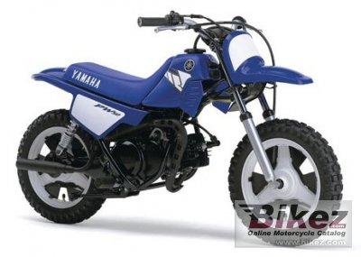 2004 Yamaha PW 50