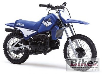 2004 yamaha pw 80 specifications and pictures rh bikez com Owners Manual 2003 Yamaha PW80 Yamaha PW80 Dirt Bike