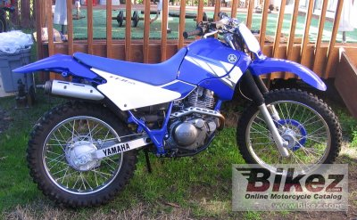 Strange 2004 Yamaha Tt R 225 Specifications And Pictures Unemploymentrelief Wooden Chair Designs For Living Room Unemploymentrelieforg