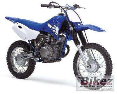 2004 Yamaha TT-R125