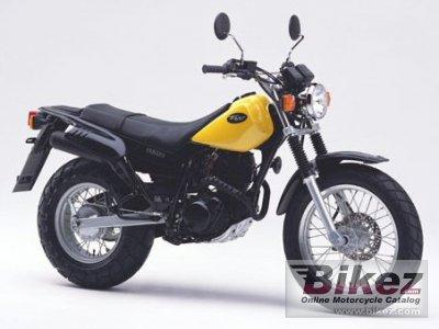 2004 Yamaha TW 125