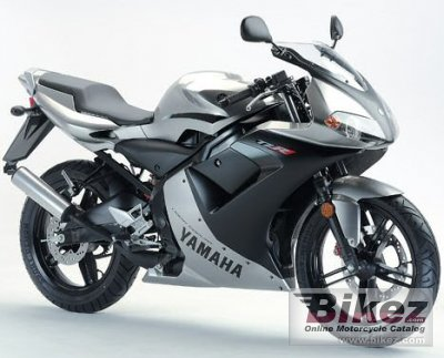 2004 yamaha tzr 50 specifications and pictures. Black Bedroom Furniture Sets. Home Design Ideas