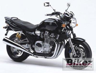 2004 Yamaha XJR 1300