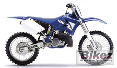 Sensational 2004 Yamaha Yz 250 Specifications And Pictures Customarchery Wood Chair Design Ideas Customarcherynet