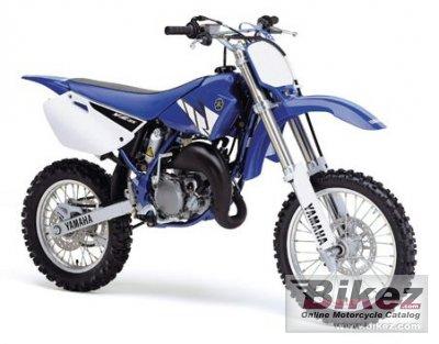 2004 Yamaha YZ 85 LW