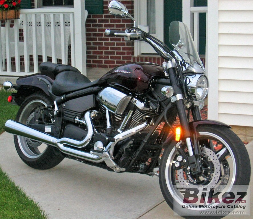 Yamaha Road Star Warrior 1700