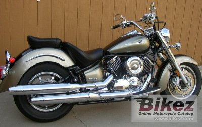 2005 Yamaha V Star 1100 Classic photo
