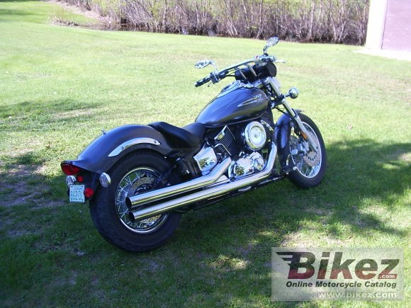 2005 Yamaha V Star 1100 Custom