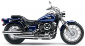 2005 Yamaha V Star Custom 650