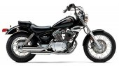 2005 Yamaha Virago 250 photo