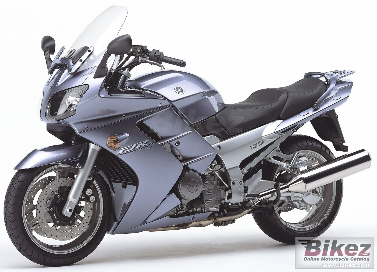 Big Yamaha fjr 1300 picture and wallpaper from Bikez.com