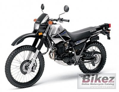 2005 Yamaha XT 225 photo
