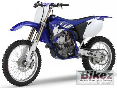 2005 Yamaha YZ 450 F photo