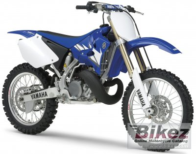 2005 Yamaha YZ 250 photo