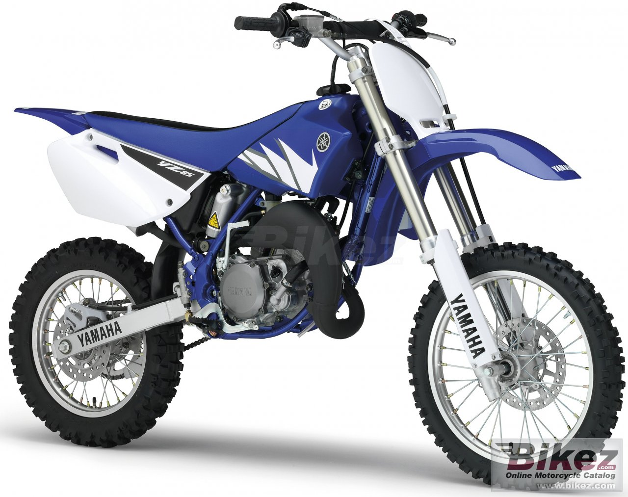 Big Yamaha yz 85 picture and wallpaper from Bikez.com