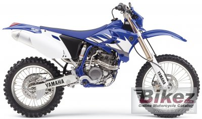 2005 Yamaha WR 250 F photo