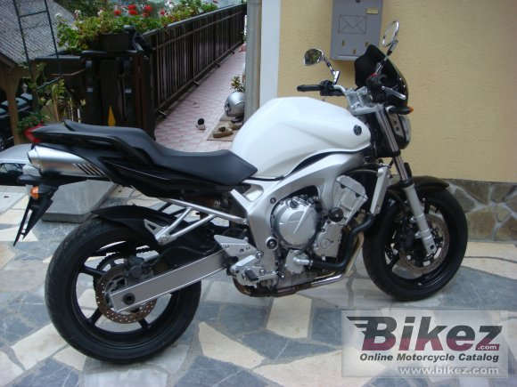 2005 Yamaha FZ6 photo
