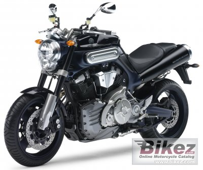 2005 Yamaha MT-01 photo